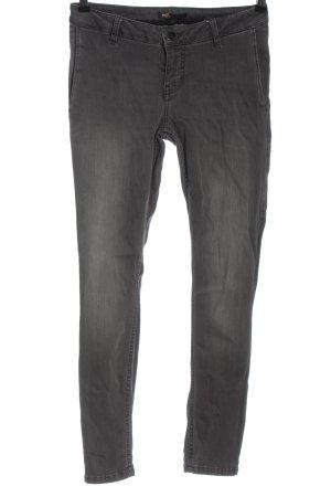 Maje Slim Jeans hellgrau Casual-Look