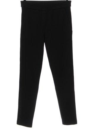 Maje Jersey Pants black casual look