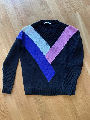 Maje Strick Sweatshirt