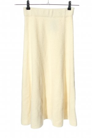 Maje Knitted Skirt primrose casual look