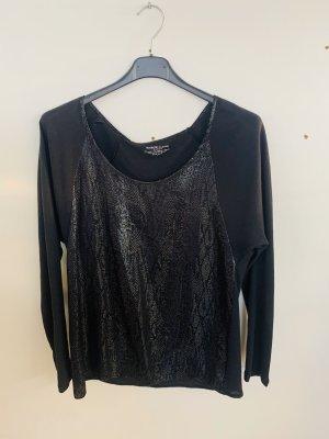 MAJESTIC Shirt schwarz neu