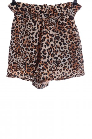 Majorelle High-Waist-Shorts Leomuster Casual-Look