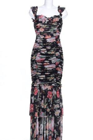 Majorelle Maxi Dress allover print elegant