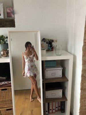 Majorelle Mini-Dress