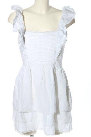 Majorelle Minikleid weiß Elegant