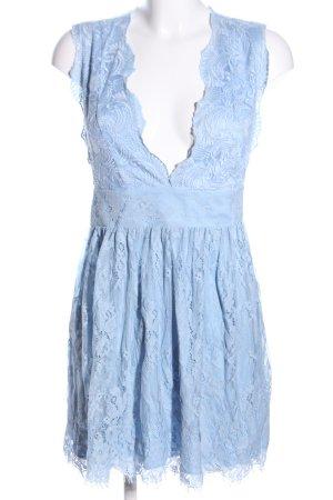 Majorelle Spitzenkleid blau Elegant