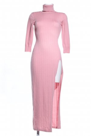 Majorelle Knitted Dress pink casual look