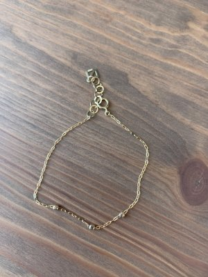 Makaro Bracelet en or doré