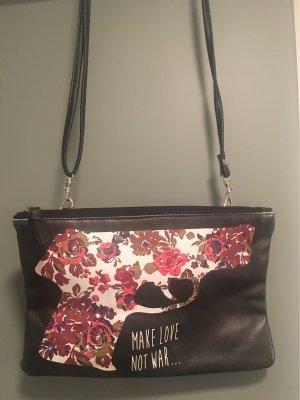 Make love not war Tasche