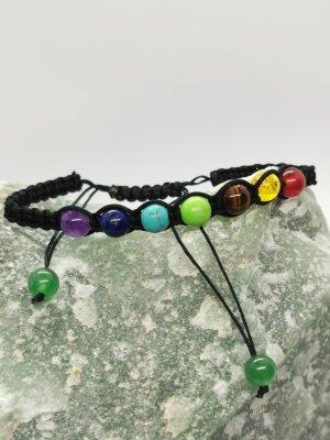 Makramee Chakra Armband (Größenverstellbar), Neu!