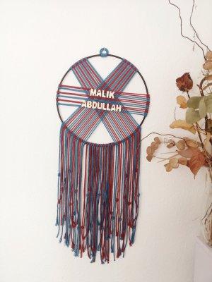 Makramee Mandala Personalisiert