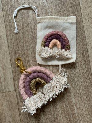 Makramee Schlüsselanhänger Damen Accessoires handmade