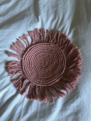 selfmade Hand Fan pink
