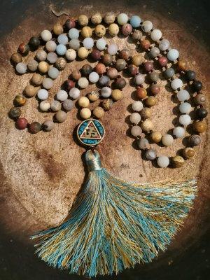 Mala Collier de perles multicolore