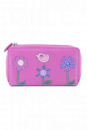 Geldbörse pink-lila Casual-Look