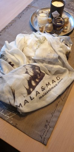 Mala&Mad Apaszka khaki Modal