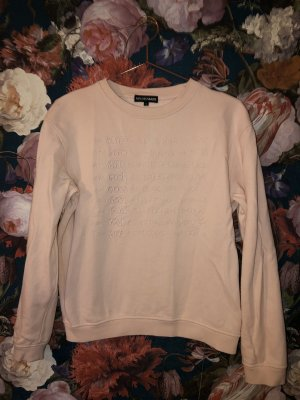 Malaika Raiss Sweatshirt mit Embroidery