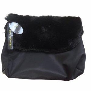 Catherine Malandrino Makeup Bag black