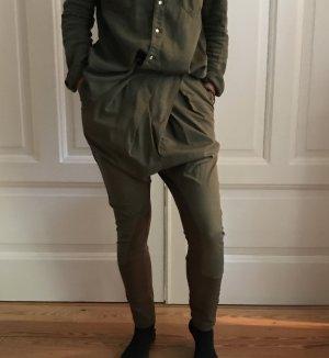MALENE BIRGER Harlems Hose in khaki