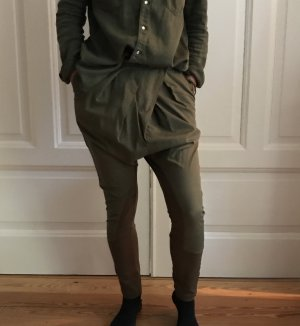 MALENE BIRGER Harlems Hose in khaki