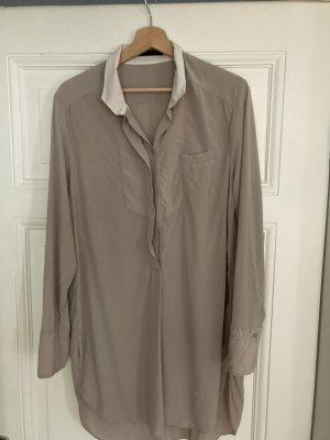 by Malene Birger Zijden blouse veelkleurig Zijde