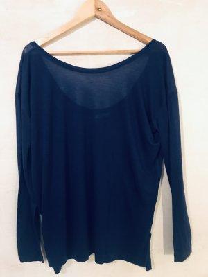Malene Birger Shirt blau S