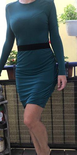 by Malene Birger Midi Dress petrol-cadet blue