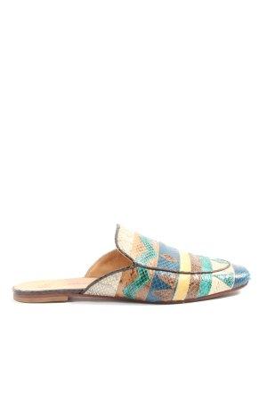 Maliparmi Sandalias cómodas multicolor look casual