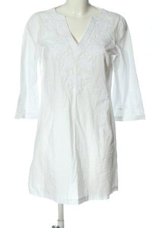 Maliparmi Długa bluzka biały W stylu casual