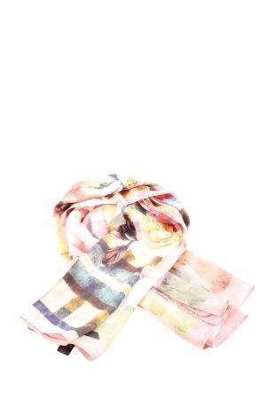 Foulard imprimé allover style décontracté