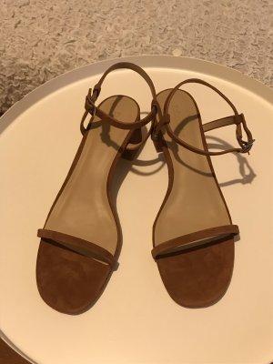 Reformation Sandalo outdoor cognac-marrone