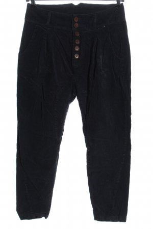 Maloja Corduroy Trousers blue casual look