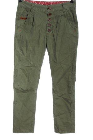 Maloja Jersey Pants khaki casual look