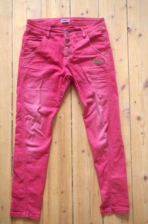 Maloja Jeans stretch multicolore coton