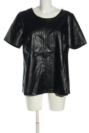 maloo T-Shirt schwarz Casual-Look