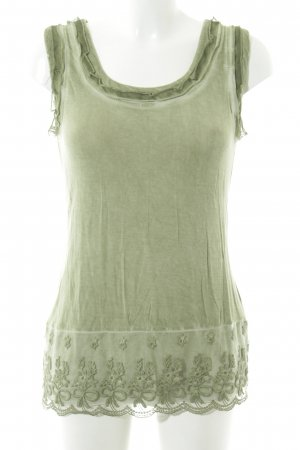 Malvin A-Linien Top khaki Casual-Look