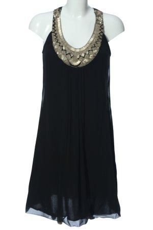Malvin Abendkleid schwarz-bronzefarben Elegant