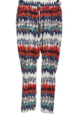 Malvin Luźne spodnie Abstrakcyjny wzór W stylu casual