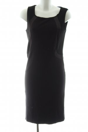 Malvin Bleistiftkleid schwarz Business-Look