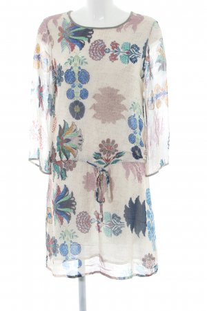 Malvin Blouse Dress abstract pattern casual look
