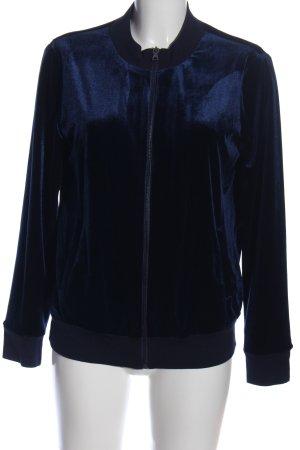 Malvin Bomberjacke blau Casual-Look