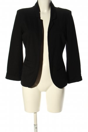 Malvin Jerseyblazer schwarz Business-Look