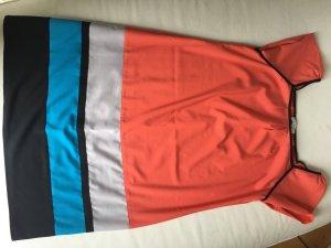 Malvin Vestido corte imperio multicolor Poliéster