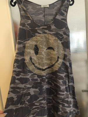 Malvin Kleid mit Smiley Strass Gr.34