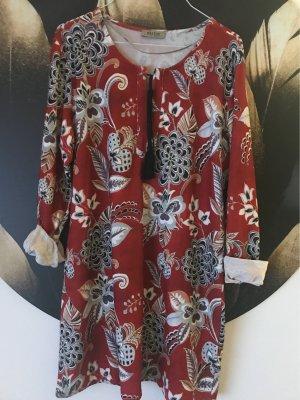 Malvin ❤️Kleid- Tunika florales Muster