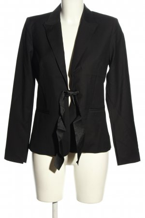 Malvin Kurz-Blazer schwarz Business-Look