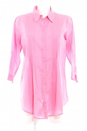 Malvin Langarm-Bluse pink Casual-Look