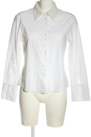 Malvin Camicia a maniche lunghe bianco stile professionale