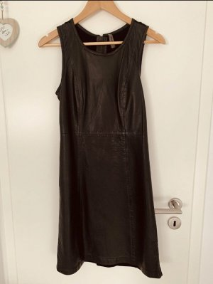 Malvin Leather Dress black