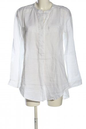 Malvin Linen Blouse white casual look